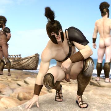 Spartan fantasies 7